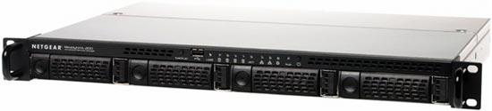 Netgear ReadyNAS 2100  Zuverlässiges, effizientesRack-Mount System, das Unternehmensdaten speichert, austauscht und schützt